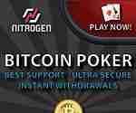 best bitcoin poker