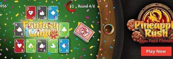 Pineapple Rush game - gambit.com
