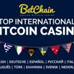 BetChain is Top International Bitcoin Casino With New Languages