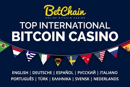 bitcoin gambling news - betchain.com languages