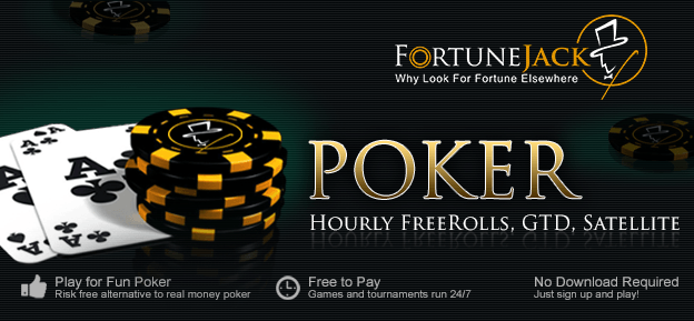 bitcoin poker news