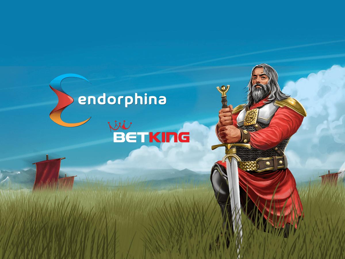 betking bitcoin casino and endorphina games parternship