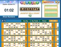 FortuneJack BTC bingo