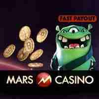 Mars bitcoin casino review