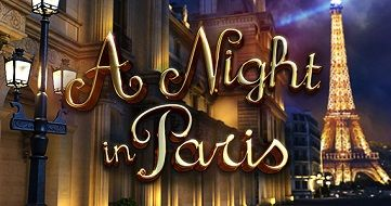 A nigh in Paris - Betsoft slot game
