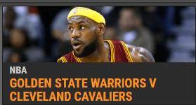 NBA final - bitcoin betting