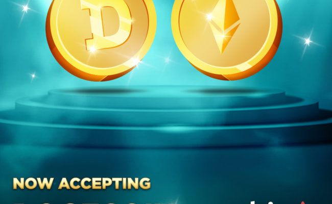 bitstarz casino adds doge eth