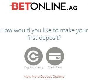 cryptocurrency deposit betonline.ag