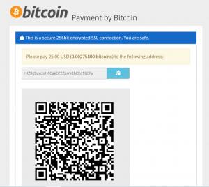 bitcoin deposit JuicyStakes.eu