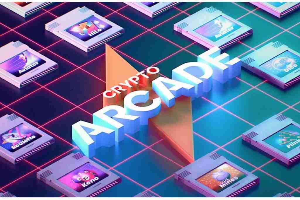 crypto arcade cloudbet